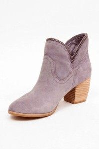 chinese laundry revamped western ankle boot