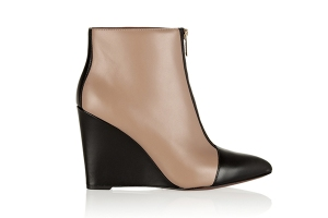 Marc Jacobs Two Tone Ankle Boot